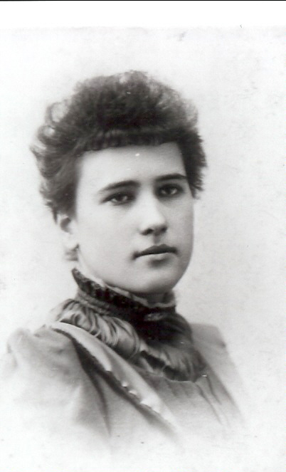 Bess Maddern before marriage.